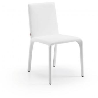Silla Diseño Moderno Blanco Puro Modelo NAOS